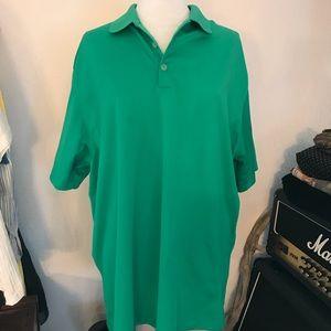 Nike Golf Green Polo 2X Men's